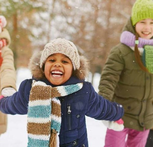 Tips to Keep Kids Safe and Warm All Winter