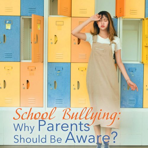 School Bullying: Why Parents Should Be Aware?