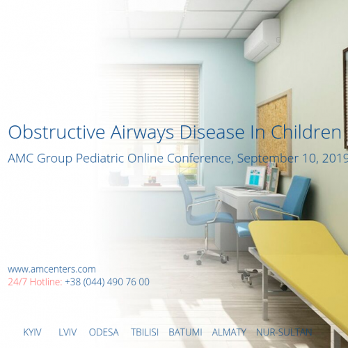 Obstructive Airways Disease in Children