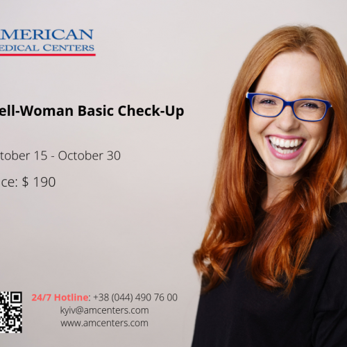 Well-Woman Check-Up